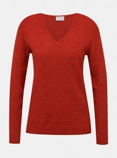 Červený svetr VILA