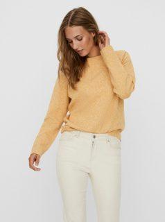 Žlutý svetr VERO MODA