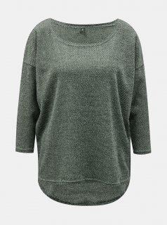 Zelený volný svetr ONLY Alba