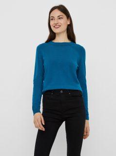 Modrý lehký svetr VERO MODA