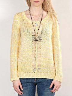 Element NAVA                 LEMON DROP svetr dámský – žlutá