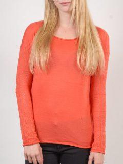 Billabong MILOUZE AMBER svetr dámský – oranžová
