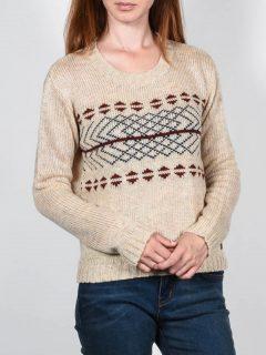 Element EMPIRE OATMEAL svetr dámský – béžová