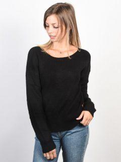 Element BOLD black svetr dámský – černá