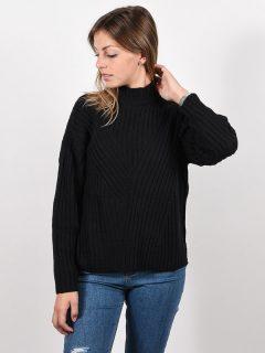 RVCA ARABELLA black svetr dámský – černá
