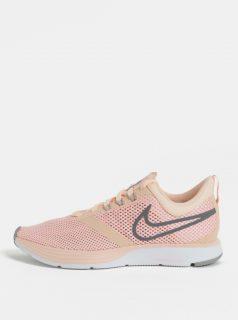 Růžové dámské tenisky Nike Zoom Strike