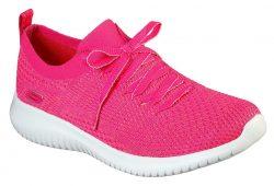 Skechers růžové tenisky Ultra Flex Shugar Bliss