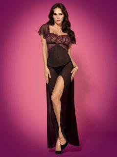 Župan Sedusia gown – Obsessive černá
