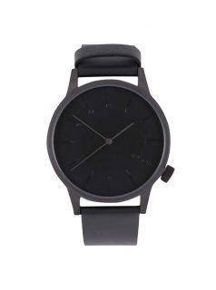 Unisex pánské hodinky s koženým páskem Komono Winston Regal