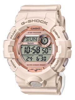 Casio GMD-B800-4ER pánské hodinky digitální – béžová