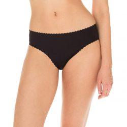 Dámské bezešvé kalhotky – černá DIM