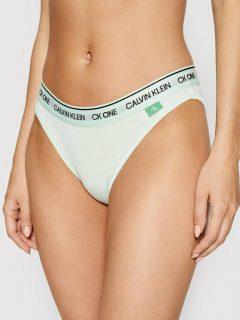 Dámské kalhotky CK ONE zelené
