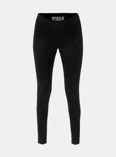 Černé dámské legíny s fotbalovým vzorem adidas Originals Tight