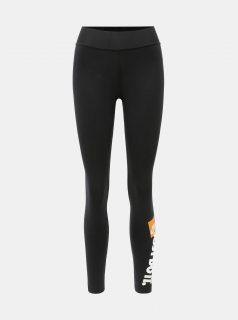 Černé dámské tight fit legíny s vysokým pasem Nike