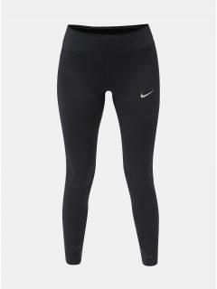 Černé dámské funkční legíny s kapsou Nike Racer