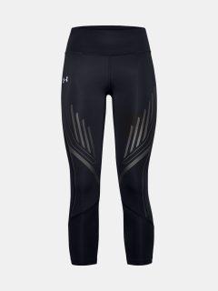 Legíny Under Armour W UA SP Graphic Ankle Crop – černá