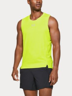 Tílko Under Armour QLIFIER SINGLET-YLW