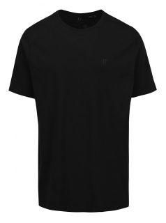Černé tričko s logem JP 1880