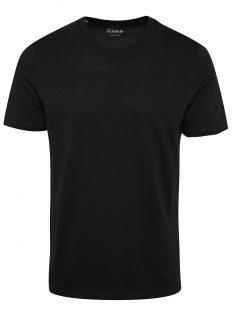 Černé tričko Selected Homme The Perfect