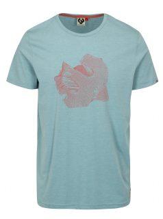 Světle modré pánské tričko Ragwear Nedie