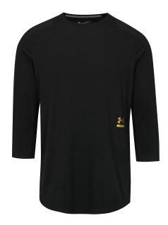 Černé pánské funkční tričko Under Armour Perpetual