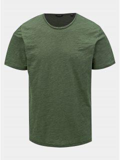 Zelené basic tričko ONLY & SONS Albert