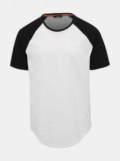 Černo-bílé tričko ONLY & SONS Logan