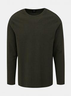 Khaki tričko Burton Menswear London