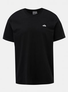 Černé pánské tričko s výšivkou adidas Originals
