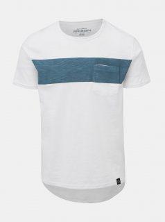 Bílé tričko s kapsou Shine Original