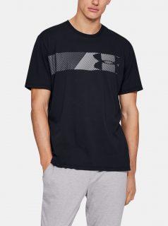Černé pánské tričko Fast Under Armour