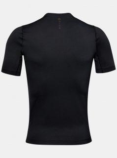 Černé pánské kompresní tričko Rush Under Armour