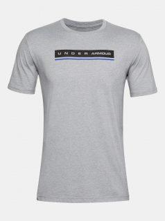 Šedé pánské tričko Reflection Under Armour