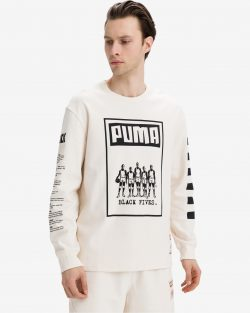 Black Fives Triko Puma