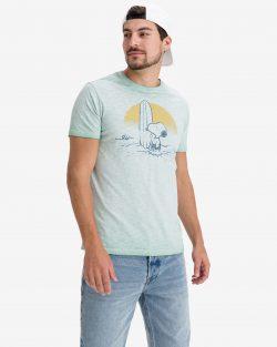 Snoopy Graphic Triko Salsa Jeans