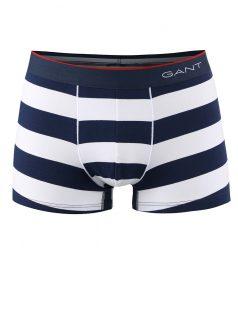 Modro-bílé pruhované boxerky GANT