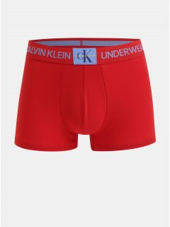 Červené boxerky Calvin Klein Underwear
