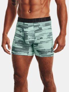 Modré boxerky Under Armour UA CC 6in Novelty 3 Pack