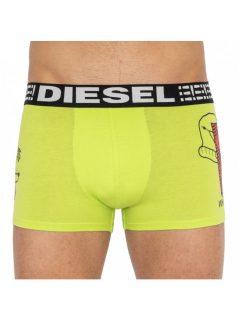 Pánské boxerky Diesel zelené