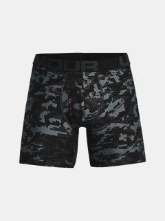 Boxerky Under Armour UA Tech 6in Novelty 2 Pack – černá