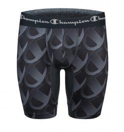 CHAMPION PERFORMANCE PREMIUM BOXER – Pánské sportovní boxerky – černá