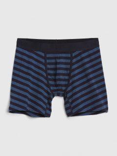 """Modré pánské boxerky 5 print boxer briefs """""""