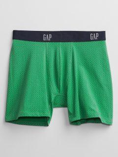 Zelené pánské boxerky v-green dot bb