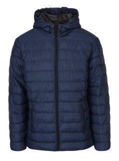 Tmavě modrá bunda s kapucí ONLY & SONS Eddi