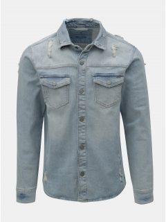 Světle modrá džínová bunda ONLY & SONS Lucas
