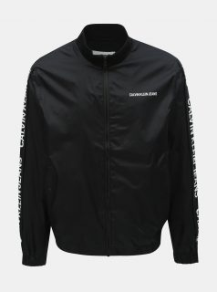 Černá pánská lehká bunda Calvin Klein Jeans