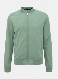 Zelená lehká bunda Selected Homme