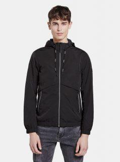 Černá pánská voděodpudivá bunda Tom Tailor Denim
