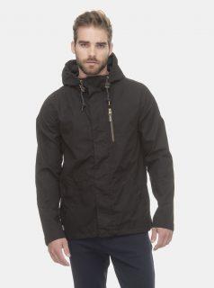 Černá pánská bunda Ragwear Marek
