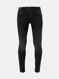 Černé skinny fit džíny Jack & Jones Original